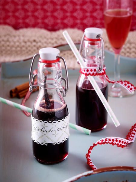 Selbstgemachte Weihnachtsgeschenke aus der Küche sind etwas ganz Besonderes