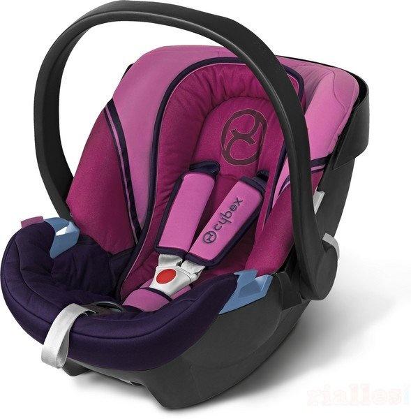 Aton Candy Colours [512103001]   La ligera y espaciosa silla de automóvil Aton ofrece una nueva dimensión en movilidad gracias a la combinación de una máxima seguridad   http:www.rialleskids.com