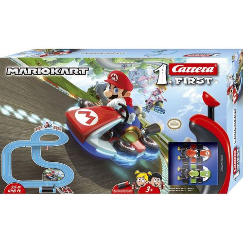 Mario Kart - Circuit Carrera First