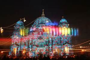 Festival of Lights - Berliner Dom - Berlin