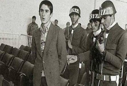17 yaşında idam edilen Erdal Erdem