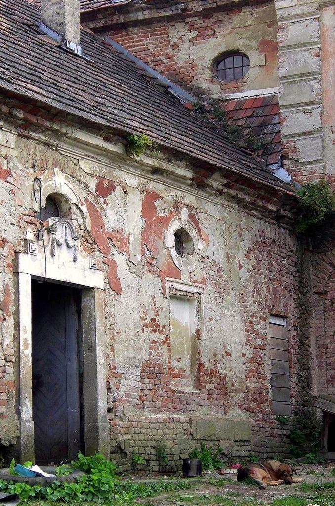 Ötvöspuszta, volt Szegedy/Széchenyi-kastély