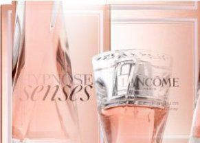 Hypnose Senses Perfume by Lancome for Women. Eau De Parfum Spray 2.5 oz / 75 Ml by Lancome. $65.95. Eau De Parfum Spray 2.5 Oz / 75 Ml for Women. Packaging for this product may vary from that shown in the image above. We offer many great sales and discounts making this fragrance cheaper than at department stores.. Hypnose Senses Perfume for Women Eau De Parfum Spray 2.5 Oz / 75 Ml. All our fragrances are 100% originals by their original designers. We do not sell any ...