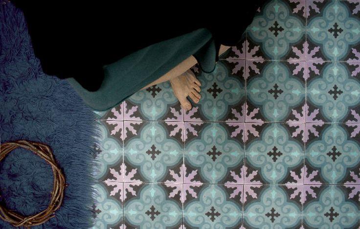 unique tiles by MOZA
