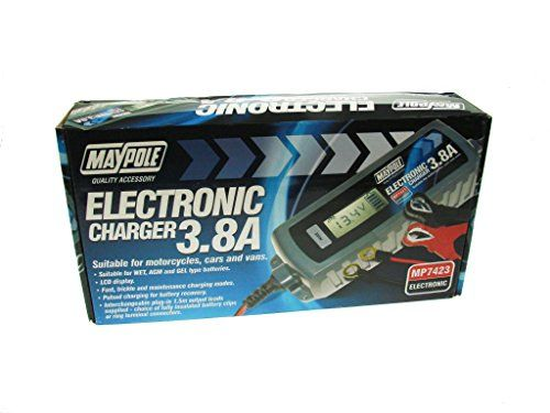 leisure battery charger 12v