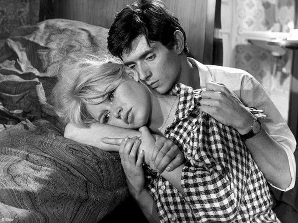 Brigitte Bardot: Checkered Blouses, French Film, Create Woman, Bridgette Bardot, God Create, Sami Frey, Brigitte Bardot, Le Vichi, Gingham Style