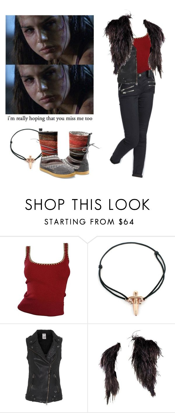"""""""Octavia Blake - The 100"""" by shadyannon ❤ liked on Polyvore featuring Michael Kors, Topshop, LeiVanKash, True Religion, Yves Saint Laurent and TOMS"""