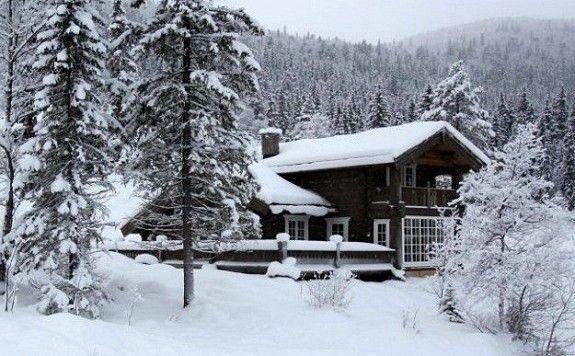 Tømmerhytte - Håndlaftet | Selveier | Høy Standard | Innflyttingsklar (cottage)