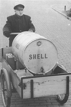 Jantje 'Keu' de petroleumboer Middelharnis