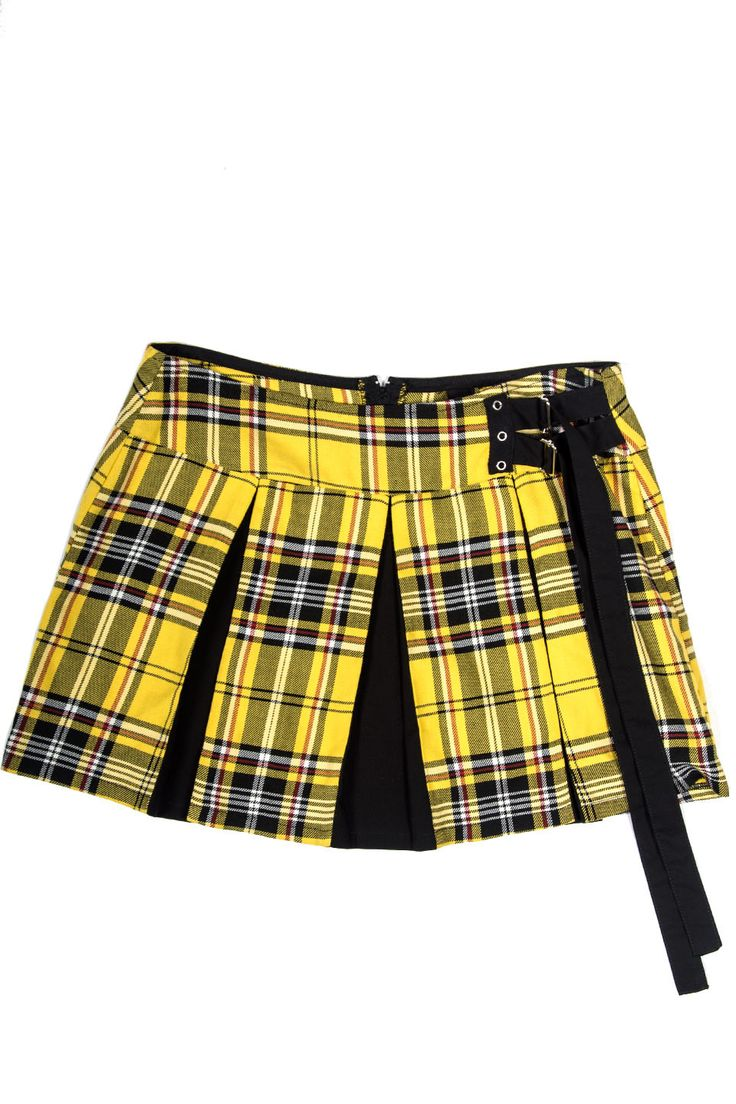 LIP SERVICE Punk & Disorderly (?) mini skirt #46-237