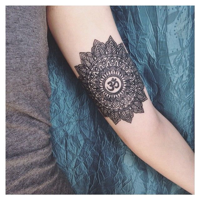 10 Spiritual Ohm Tattoo Designs                                                                                                                                                                                 More