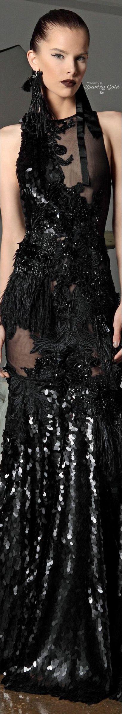 Garen Demirdjian Spring 2017 Couture