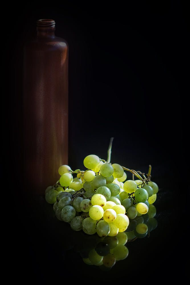White grapes by Rucsandra Calin on 500px