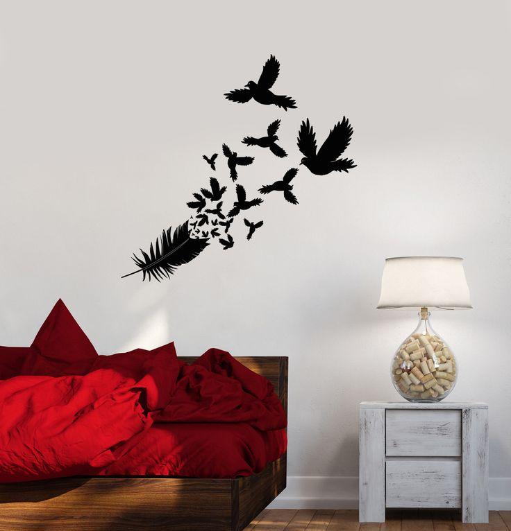 Bedroom Decor Wall Art best 25+ bird bedroom ideas on pinterest | bird decorations