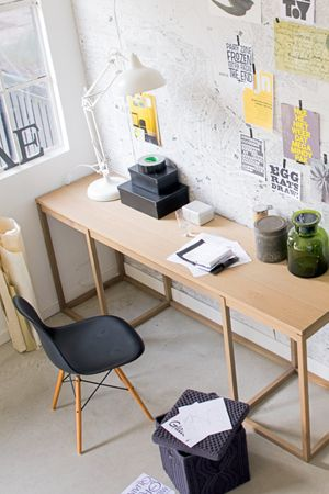 small desk, suitable for the living room