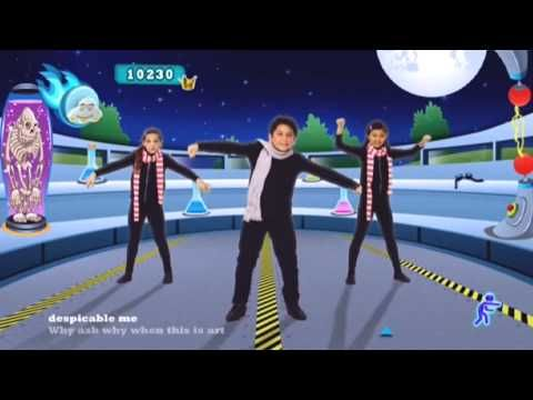 Just Dance Kids 2 Despicable Me