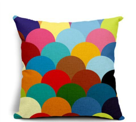 Quality Cotton Linen cushion covers, inspired by modern abstract design.•Cotton Linen cushion covers (insert not included) •Size: 45cm x 45cm •Sleek invisible zipper •Pattern on one side, no print on reverse •Weight: 180g •Ideal for your living room, bed room & home decor. http://ozurban.com/collections/cushion-covers/products/kaleidoscope-design-cushion-covers #cushions #cushioncovers #homedecor #interiordesign #pastel #japan #abstract