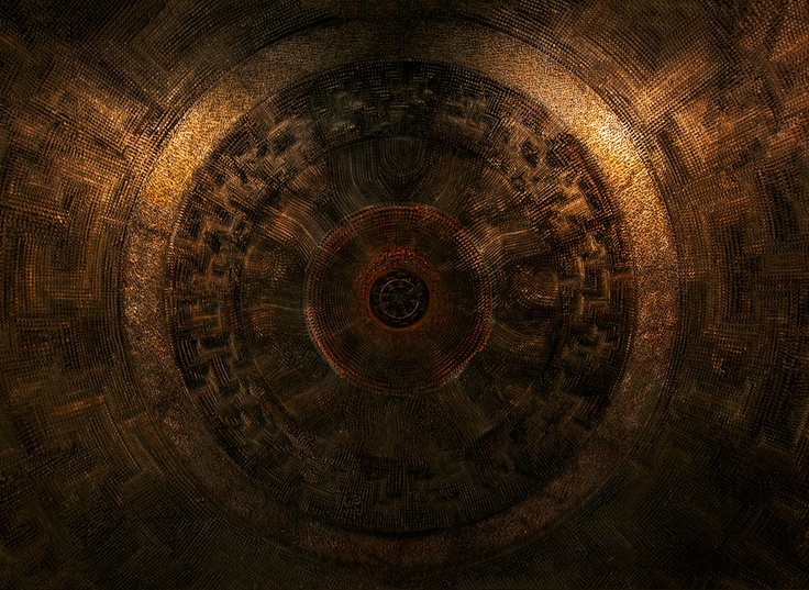 """Matrix - Open the Gates of Zion"" by Roland Shainidze - great texturesRoland Shainidz"