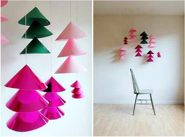 Cute Xmas craft ideas on this site