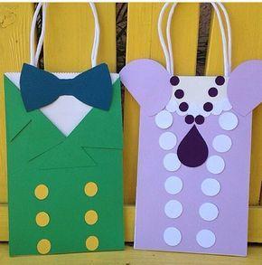 Sofía 1 goody inspirado bolsos por LittleBearDesignShop en Etsy