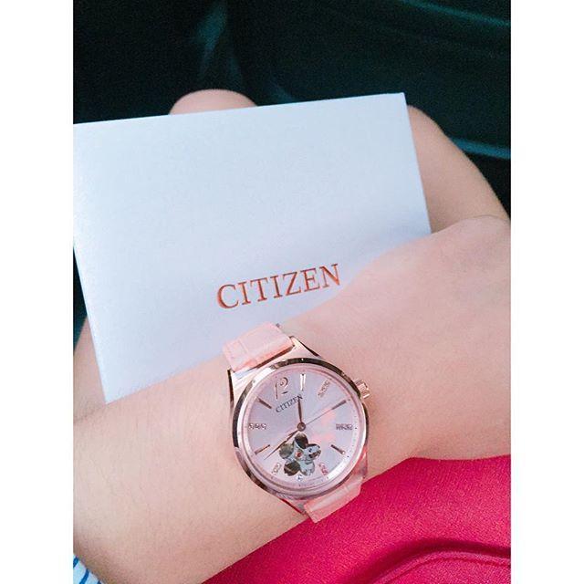 Różowe złoto to kolor tego lata! #style#citizen#citizenwatch#goldenrose #fasion  #dlaniej #butikiswiss