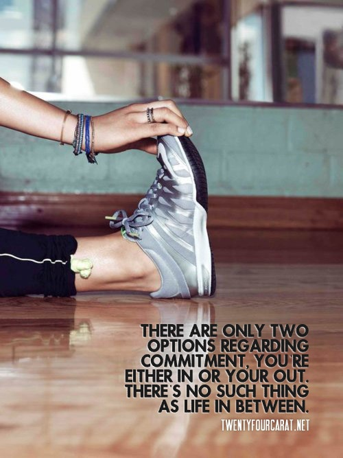 Work it out. I can't skip my run tonight after reading this.. dagnabit!