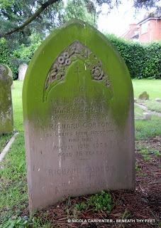 Beneath Thy Feet: Mary Sarah and Richard Gorton of Chuffs Farm, Holyport Berkshire