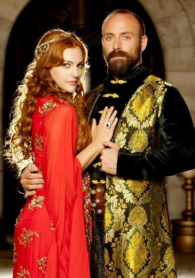The Magnificent Century / Muhtesem Yuzyil best and most popular turkish TV series photos and content