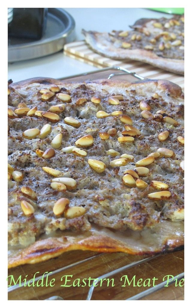 Middle Eastern Meat Pie!  Sfeeha! Perfect as an appetizer or serve with a salad for lunch or dinner. Click the Pic. www.bestillandeat.com SIMPLY.GORGEOUS.FOOD