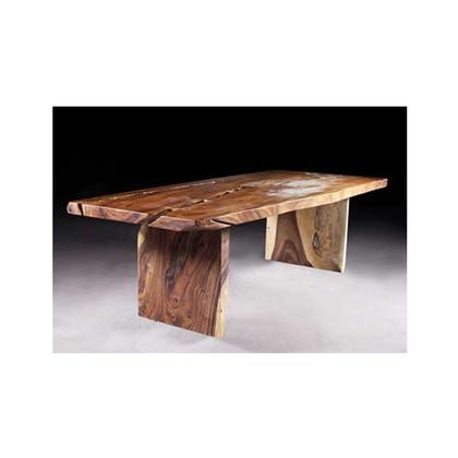 MONKEY WOOD DINING TABLE 79X41X30