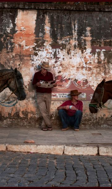 Horses and Humans: Brazil @Outbounding.org