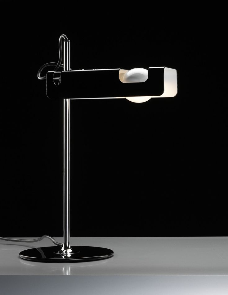 Joe Colombo Spider Table Lamp for Oluce