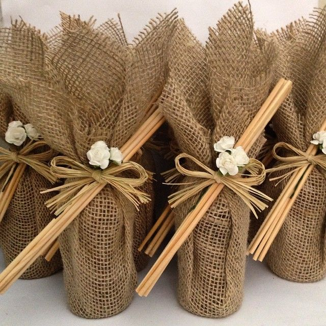 #ShareIG Aromatizadores de ambiente com varetas, em embalagens rústicas!!! #presentediferente