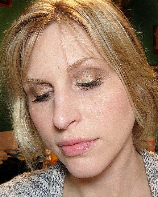 Urban Decay Naked bronze look