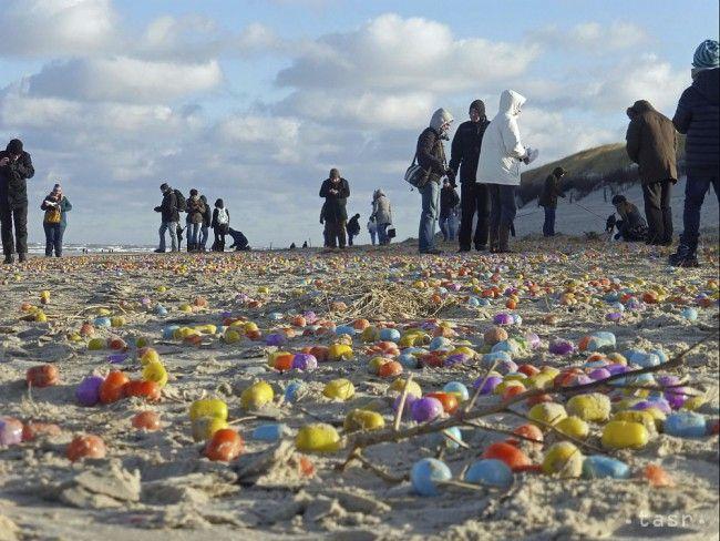 Švédi, Francúzi, Američania a Angličania hľadajú na Veľkú noc vajíčka - Magazín - TERAZ.sk