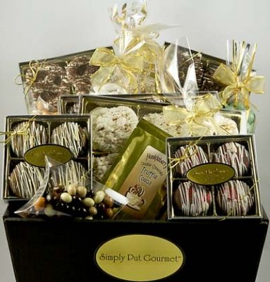 Executive Gift Baskets | Simply Put Gourmet - gift basket, corporate gift baskets, business ...