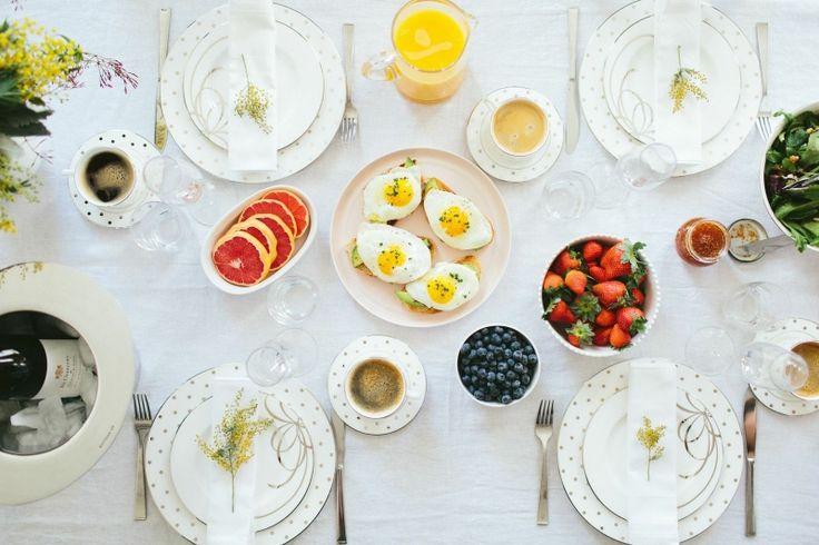 article saving tips wedding breakfast