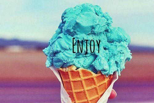 Enjoy food