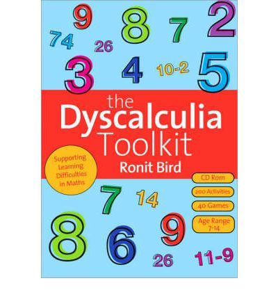 Collection of 200 teaching activities & 40 games to use with pupils who struggle with maths, based on the author's experience in schools, working with dyslexic, dyspraxic & dyscalculic pupils.The toolkit covers: early number work with numbers under 10, basic calculations with numbers above 10, place value, times tables, multiplication & division. The activities can be used with individuals, pairs or small groups, & the CD-rom accompanying the book contains printable & photocopiable…