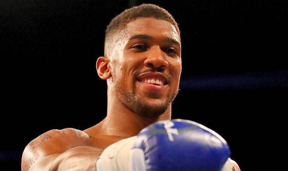 Anthony Joshua's potential next opponents listed as date is confirmed for London fight