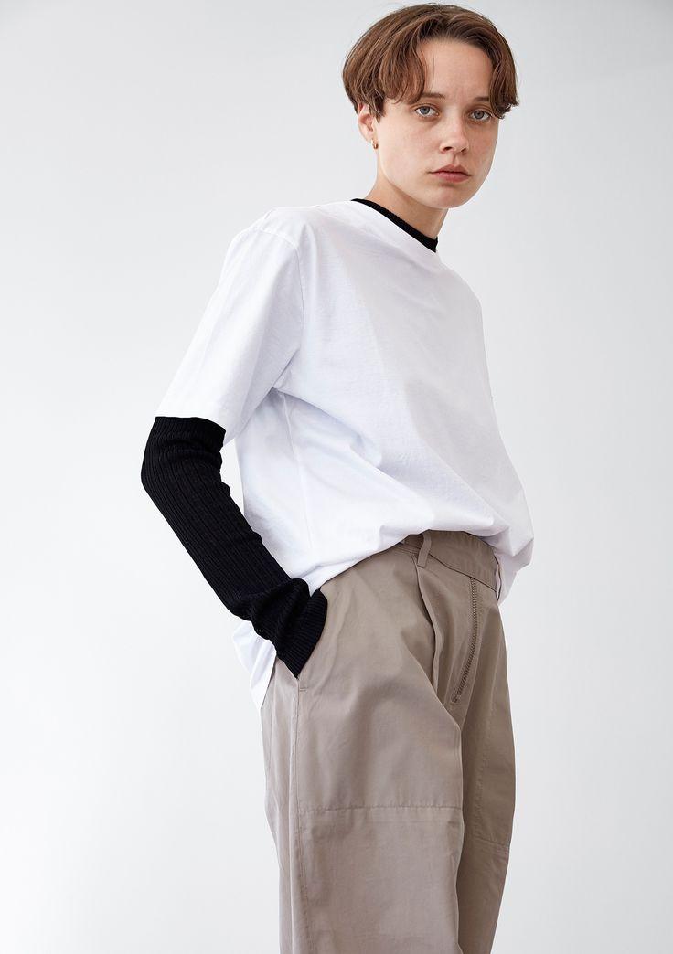 Master Trouser - Lt Beige  #HopeStockholm