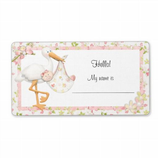 21 best images about baby shower name tags on pinterest name tags