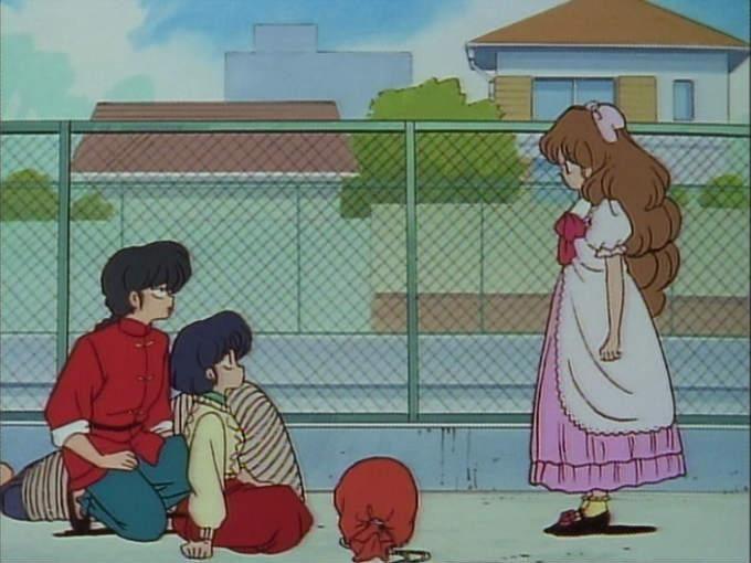 EL BARRIO DE RANMA 12 Si no lo sabías, es el barrio de Nerima en donde tienen lugar las aventuras de Ranma y sus amigos. Ojalá existieran las pozas de Jusenkyo. Imagen Kitty Films
