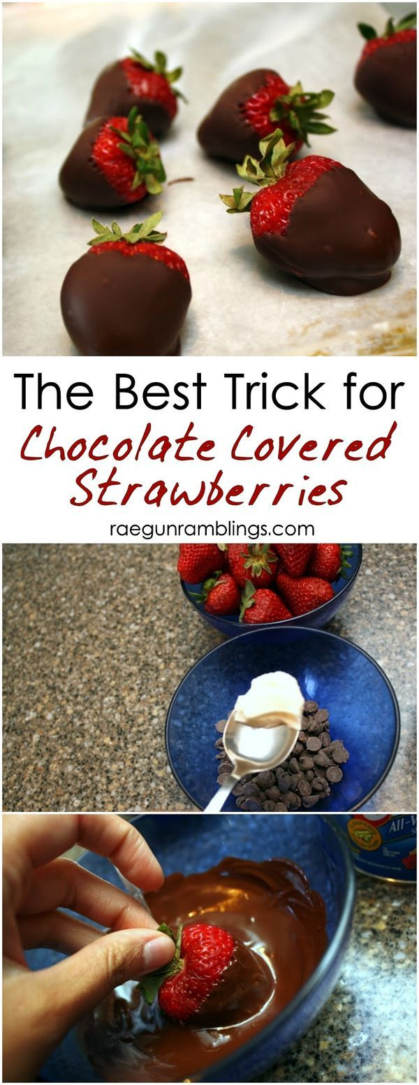 Best 25+ Chocolate dipped strawberries ideas on Pinterest | Dipped ...