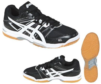• All-around volleyball shoe • Gum rubber outsole • Forefoot GEL cushioning system • Men's sizes: 9-13, 14 • Color: B | Midwest Volleyball Warehouse