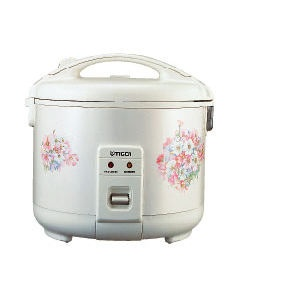 Rice cookers are amazing. Perfect rice every time. Also amazing for me because it keeps it warm up to twelve hours! That way I don't have to worry about timing the courses just right while I cook!