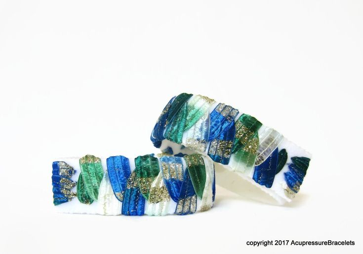 Adjustable Acupressure Anti Nausea Bracelets (Scuba) Seasickness, Morning Sickness, Anxiety #Acupressure #OhAnxiety