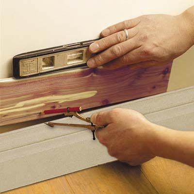 Photo Kolin Smith | thisoldhouse.com | from How to Line a Cedar Closet