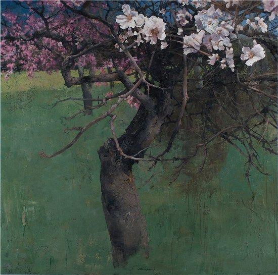 matteo massagrande Nino Sindoni Galleria d'Arte Contemporanea Italia - Primavera English