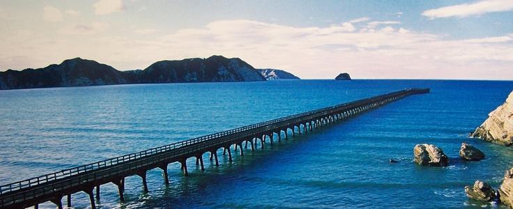 Tolaga Bay, New Zealand